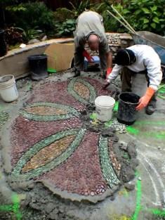 Mosaic Patio 146