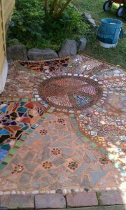 Mosaic Patio 18