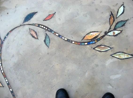 Mosaic Patio 2
