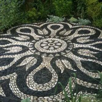 Mosaic Patio 30