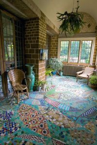 Mosaic Patio 42