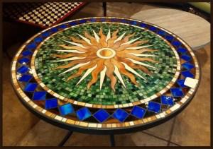 Mosaic Patio 64