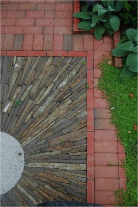 Mosaic Patio 86