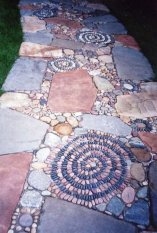 Mosaic Patio 96