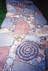 Mosaic Patio 96