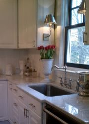 Sconce Over Kitchen Sink 127