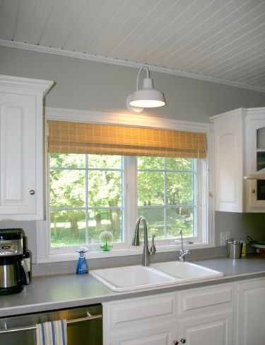 Sconce Over Kitchen Sink 149