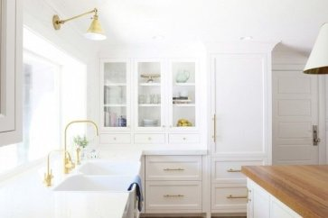 Sconce Over Kitchen Sink 86