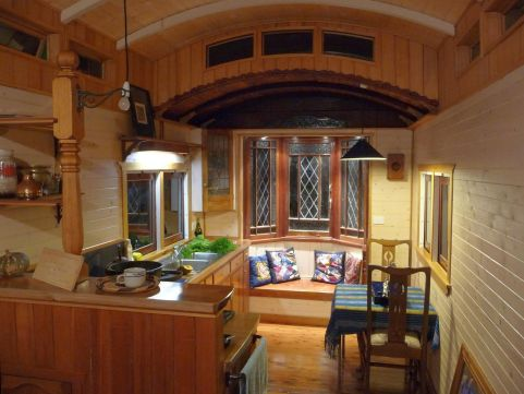 Tiny House Mansion 118