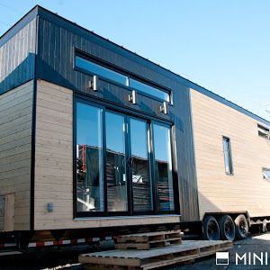 Tiny House Mansion 136
