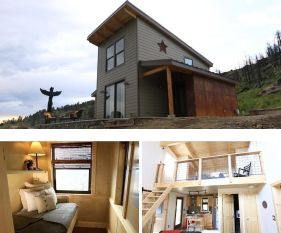 Tiny House Mansion 149