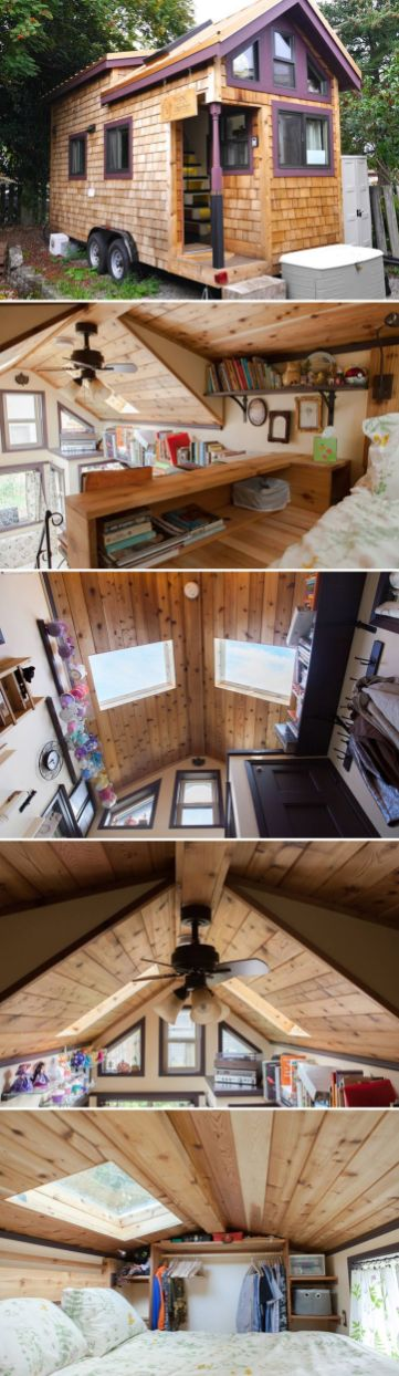 Tiny House Mansion 150