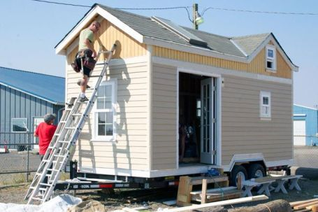Tiny House Mansion 151