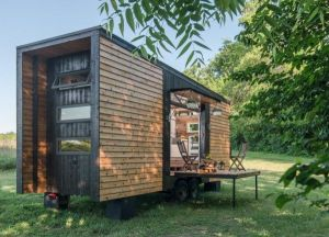 Tiny House Mansion 87