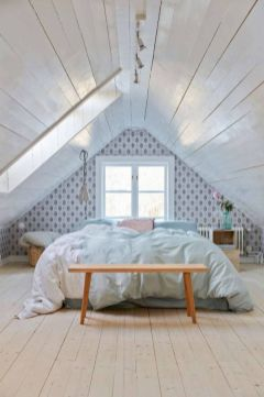 White And Pastel Bedroom 104
