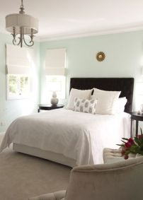 White And Pastel Bedroom 124