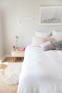 White And Pastel Bedroom 135