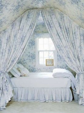 White And Pastel Bedroom 155