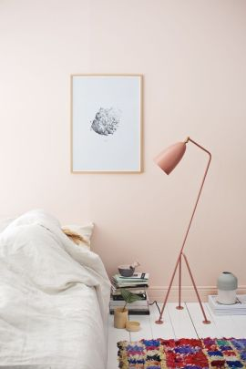 White And Pastel Bedroom 168