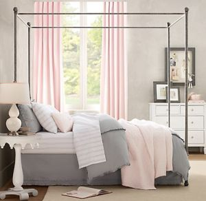 White And Pastel Bedroom 177
