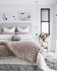White And Pastel Bedroom 26
