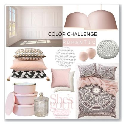 White And Pastel Bedroom 31