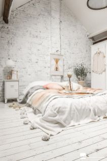 White And Pastel Bedroom 37