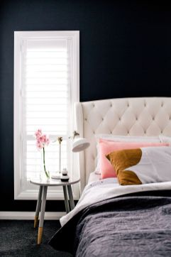 White And Pastel Bedroom 41