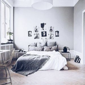 White And Pastel Bedroom 50