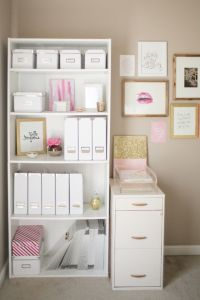 White And Pastel Bedroom 53