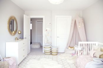 White And Pastel Bedroom 59