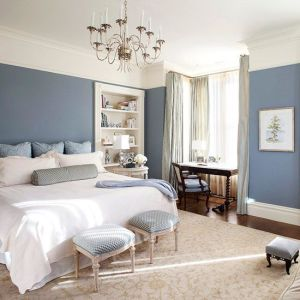 White And Pastel Bedroom 62
