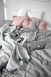 White And Pastel Bedroom 8
