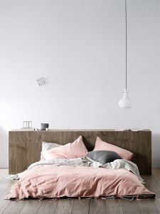 White And Pastel Bedroom 9
