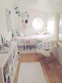 White And Pastel Bedroom 95