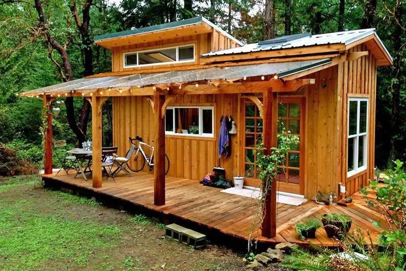 Cabin Design Ideas27