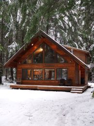 Cabin Design Ideas39