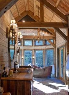 Cabin Design Ideas45