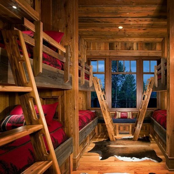 Cabin Design Ideas48