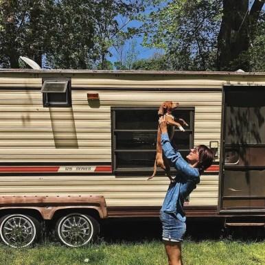 Camper Renovation 80