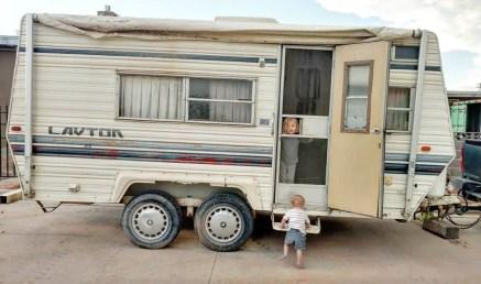 Camper Renovation 92