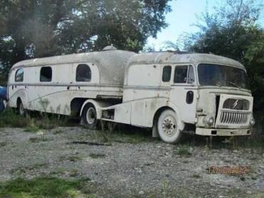 Camper Vans Caravans 1