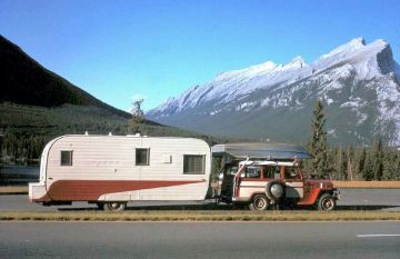 Camper Vans Caravans 21