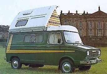 Camper Vans Caravans 30