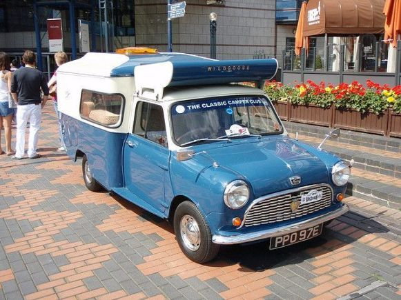 Camper Vans Caravans 8