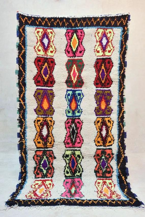 Boucherouite Rugs 76
