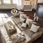 Elegant Contemporary Living Room 31