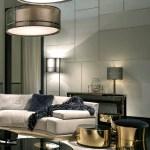 Elegant Contemporary Living Room 42