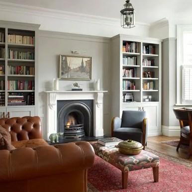Elegant Contemporary Living Room 48