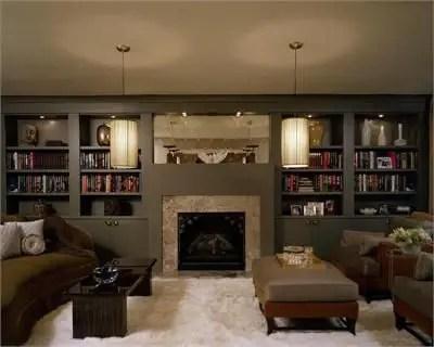 Elegant Contemporary Living Room 49